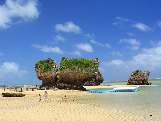 沖縄の海d
