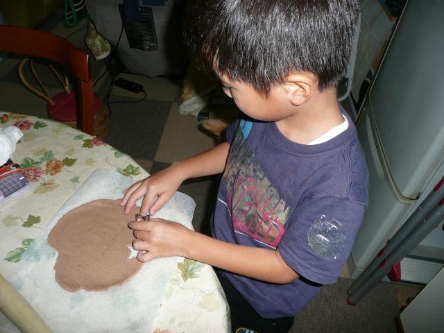 レバークッキー2
