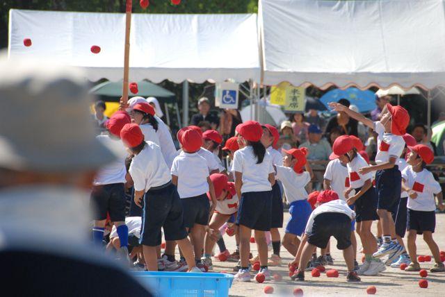 名島小運動会3