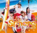 スフィア 9thシングル「HIGH POWERED」 限定生産盤ジャケット画像