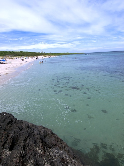 角島の海2