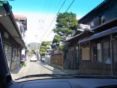 街中ドライブ②