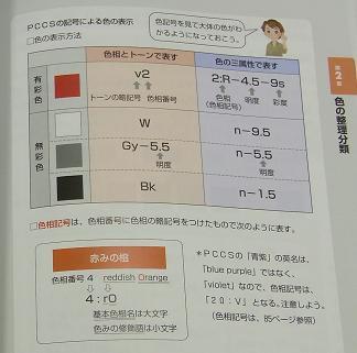 色の分類 マグナム