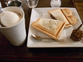 ローヤル 小倉サンド