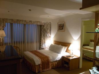天成大飯店 部屋