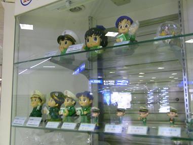 郵政キャラクター
