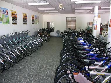 福隆 貸し自転車屋さん