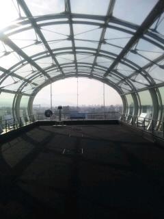 20110707札幌ドーム展望台