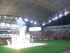 111016札幌ドームハム最終戦