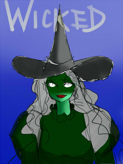 Wicked -Elphaba