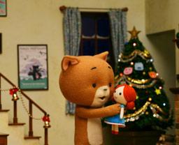 こまねこのクリスマス ~迷子になったプレゼント~