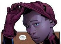 新スパイダーマン、黒人とヒスパニックのハーフに