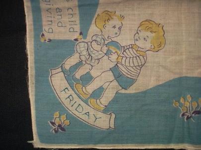 vintage handkerchief 006a small