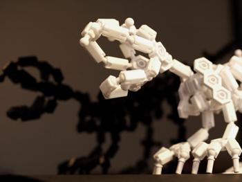 恐竜ブロック