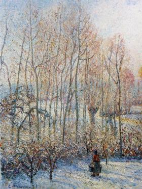 エラニーの冬朝、日光の効果1896年_convert_20091121084515