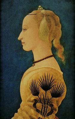 バルドヴィネッティ「若い婦人の肖像」1510年_convert_20100113162217