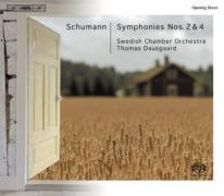 Schumann  Dausgaard 2