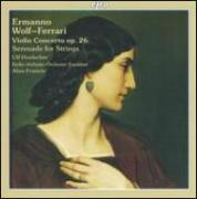 Wolf-Ferrari  Violin Concerto