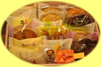 0716 宏美ちゃん菓子
