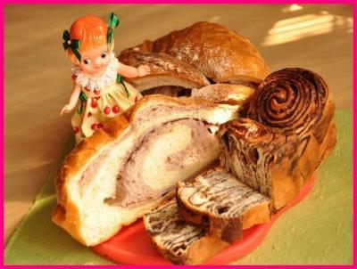 914 ミーコとベルボアーズのパン