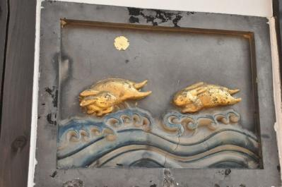 吉井町 うさぎ壁