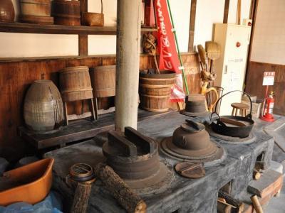 吉井町 昔の台所