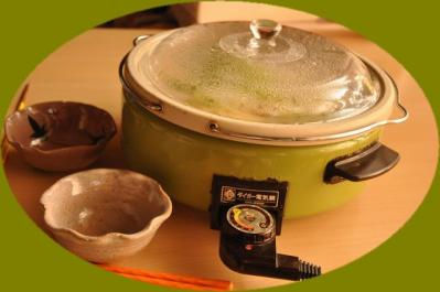 091 電気鍋