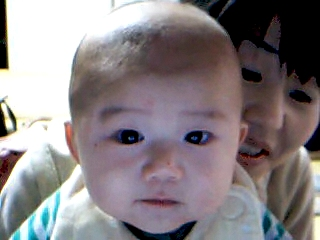 Video call snapshot2009/02/02