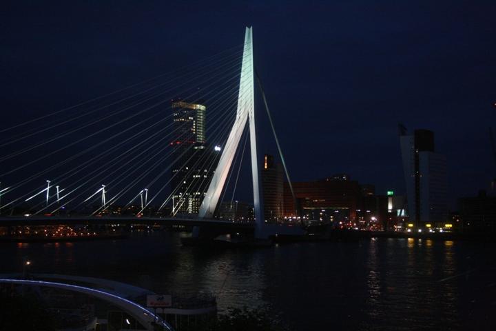 アシュフォードから今度はロッテルダムに移住、それから…