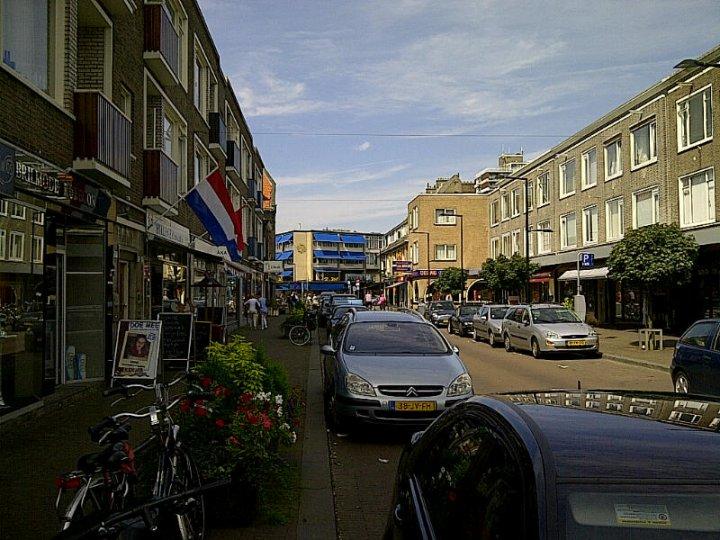 アシュフォードから 今度はロッテルダムに移住それから・・・