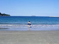 プライベートビーチ♪