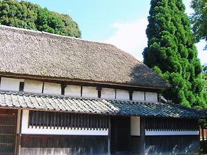 酒井田柿右衛門邸
