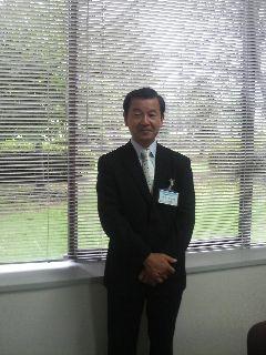取締役営業部長