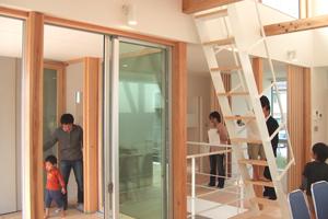 オープンハウスの様子1