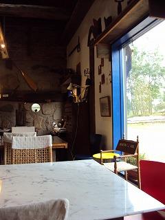 素敵なカフェです。