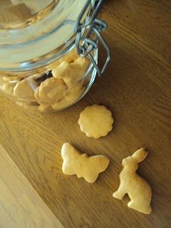 ビーナツバタークッキー