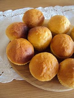 デニシュミックスのパン
