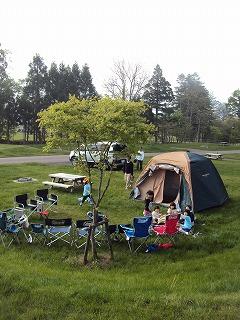 2010初キャンプ