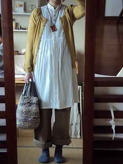春色カーデ買いました。