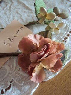 shimaさんの作るお花