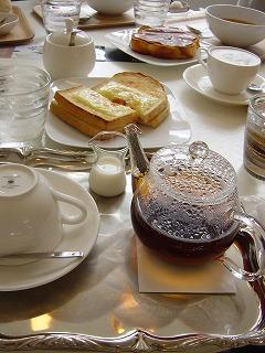 cafe blancのランチ