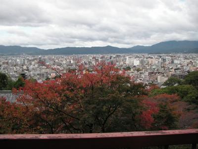 竜馬が見ている京都