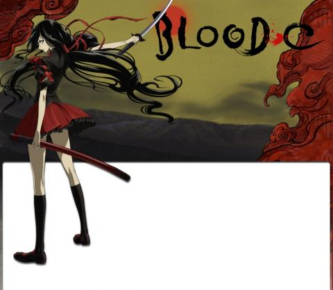 BLOOD-C - 第1話