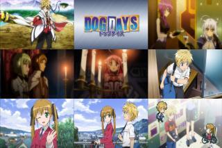DOG DAYS - EPISODE 1