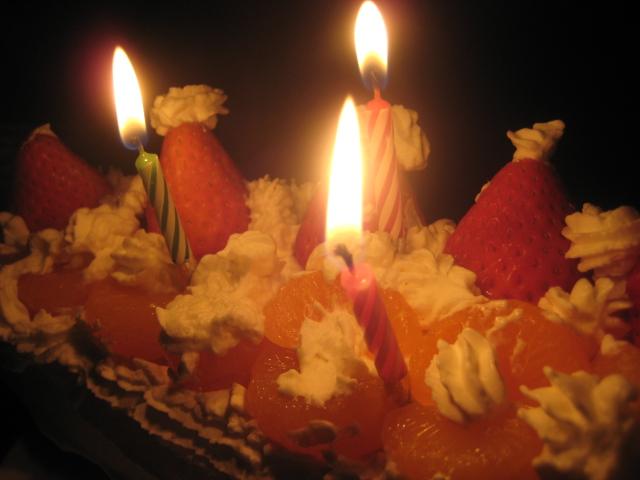 誕生会 (2)