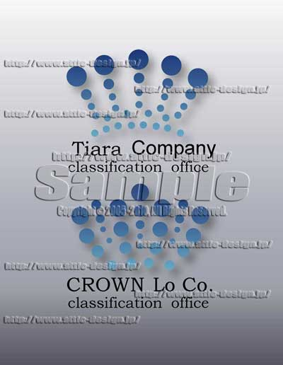 Logo Design Crown&Tiara