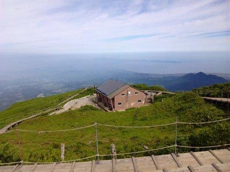 大山登山2