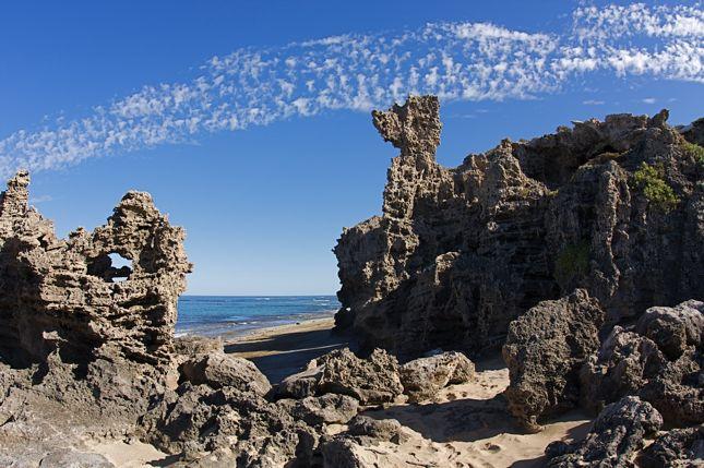 12:12ペンギン島岩
