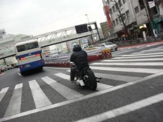 まっつん IN 新宿