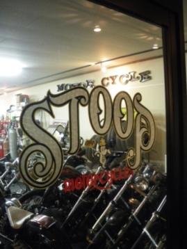 STOOP~